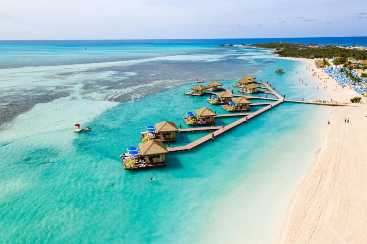 Cabanas at Coco Beach Club