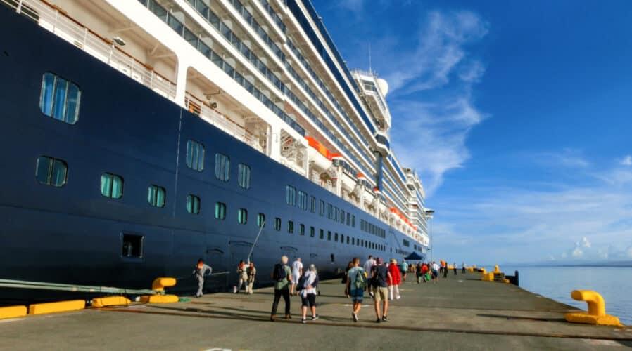 Limon Cruise Port, Costa Rica