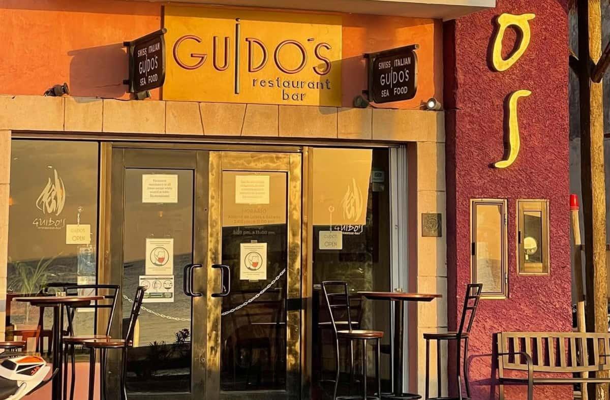 Guido's Entrance