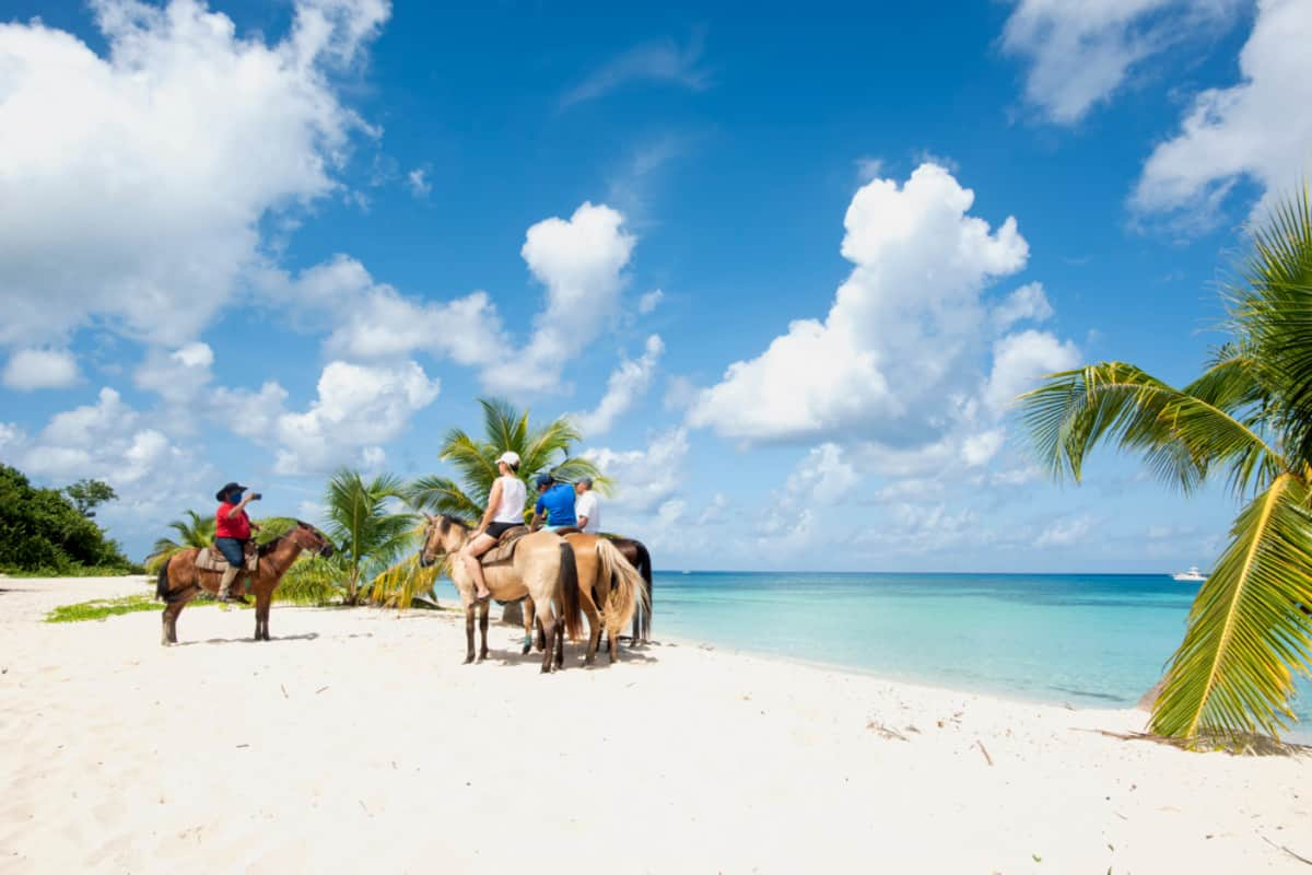 Horse Riding in Cozumel