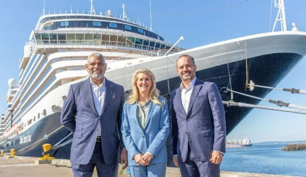 Princess Cruises and Holland America Line Alaska Restart Celebration