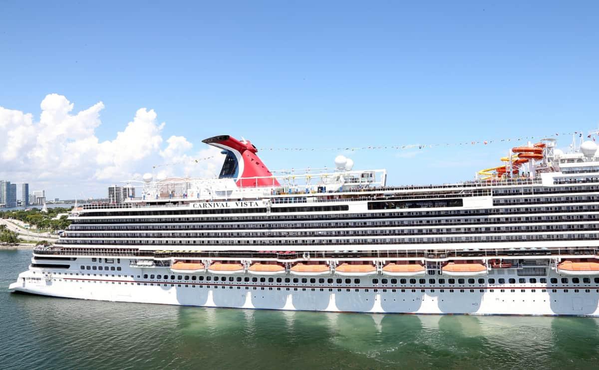 Carnival Horizon in Miami