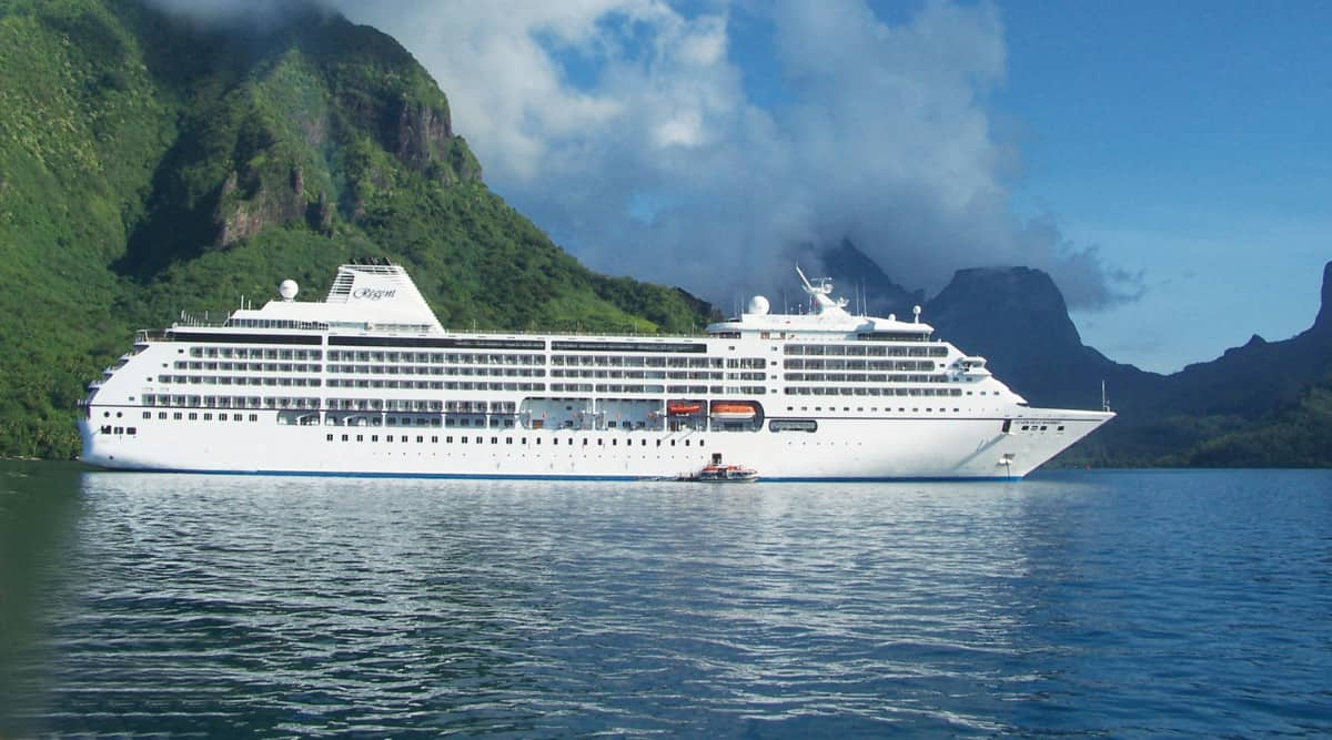 Seven Seas Mariner Cruise Ship