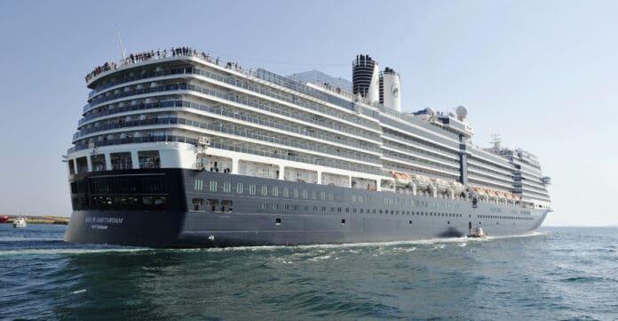 Nieuw Amsterdam Cruise Ship
