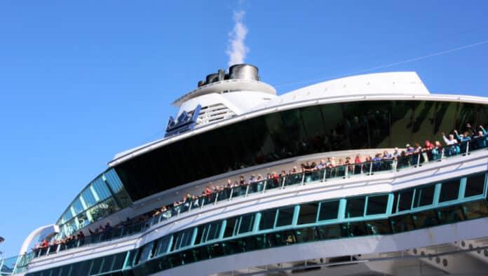 Royal Caribbean Cruise Passengers