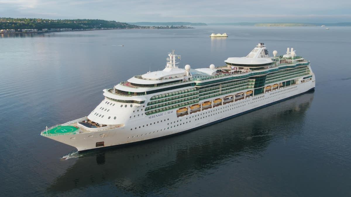 Serenade of the Seas Cruise Ship