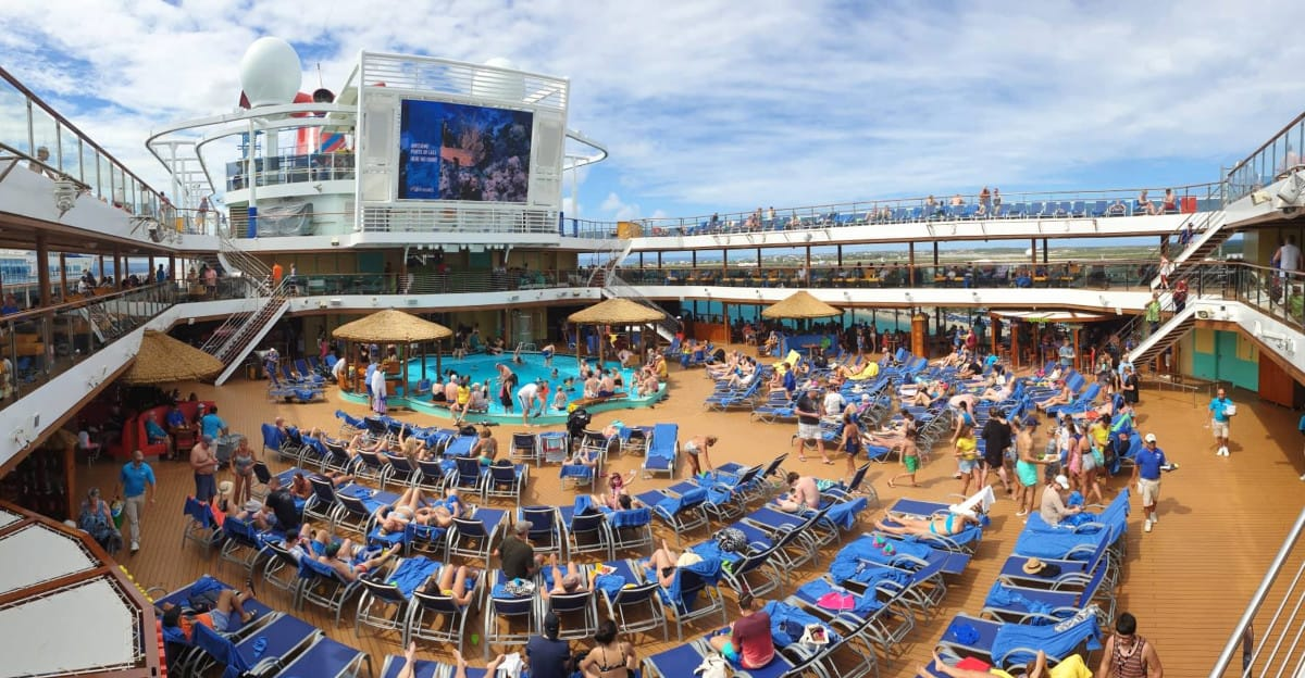 Carnival Cruise Ship Lido