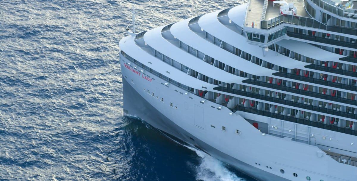 Valiant Lady Cruise Ship