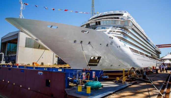 Viking Mars Cruise Ship