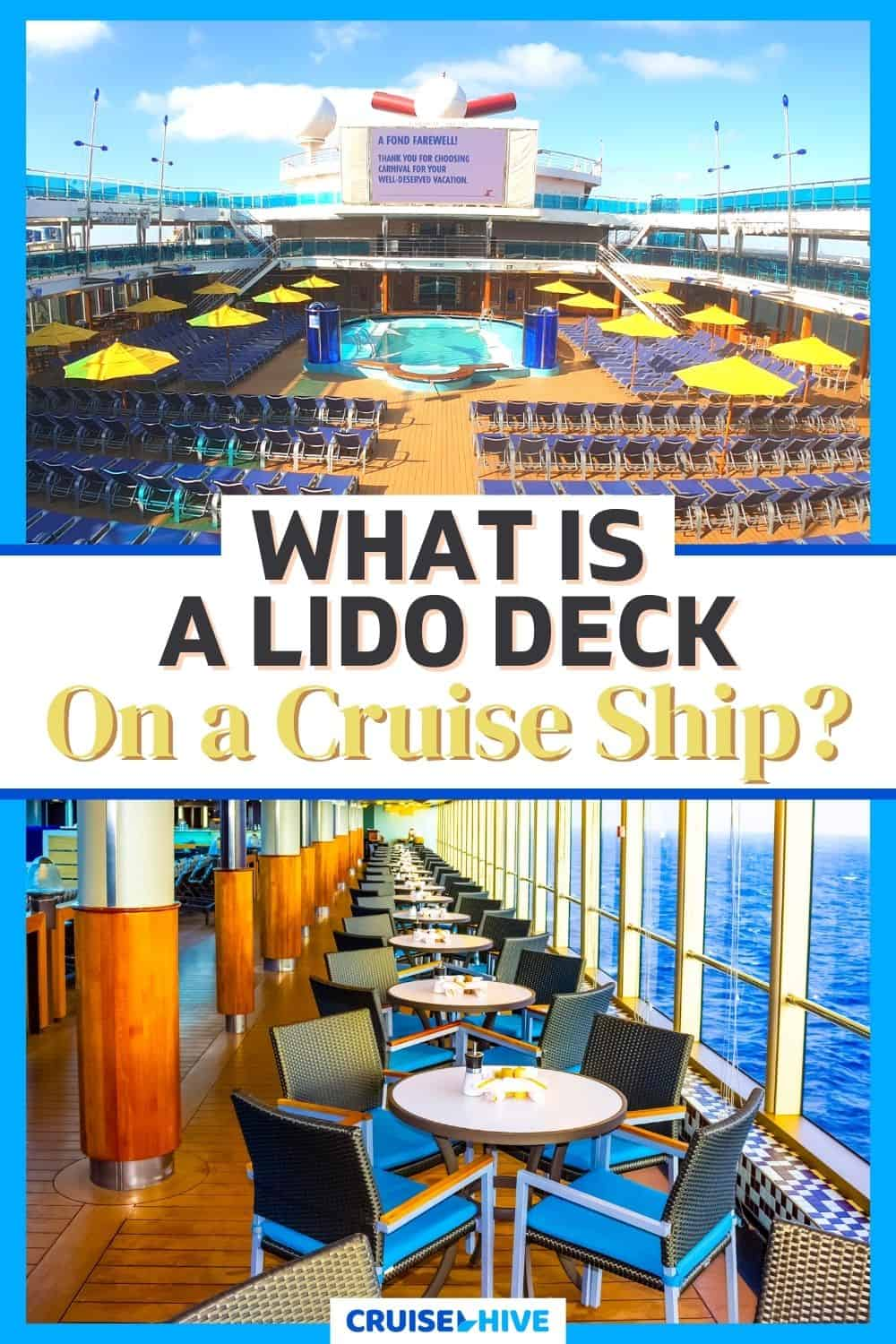 What is a Lido Deck