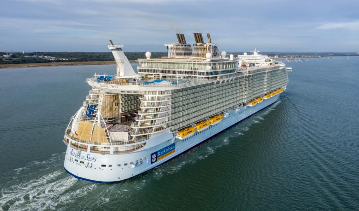 Allure of the Seas Cruise Ship