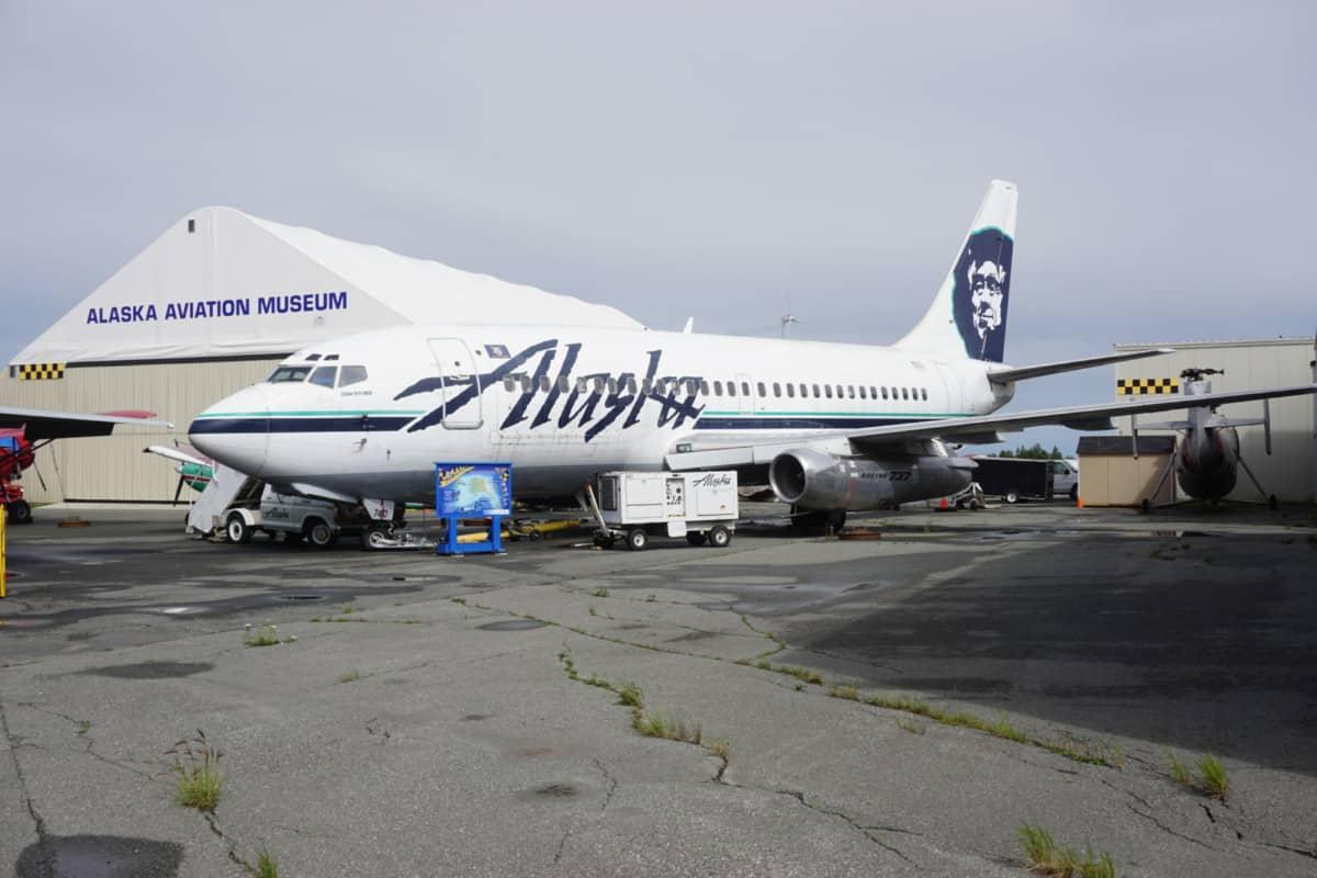 The Alaska Aviation Heritage Museum