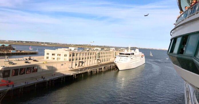 Boston Cruise Terminal