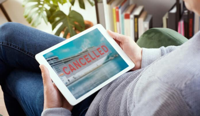 Cancelled Cruise