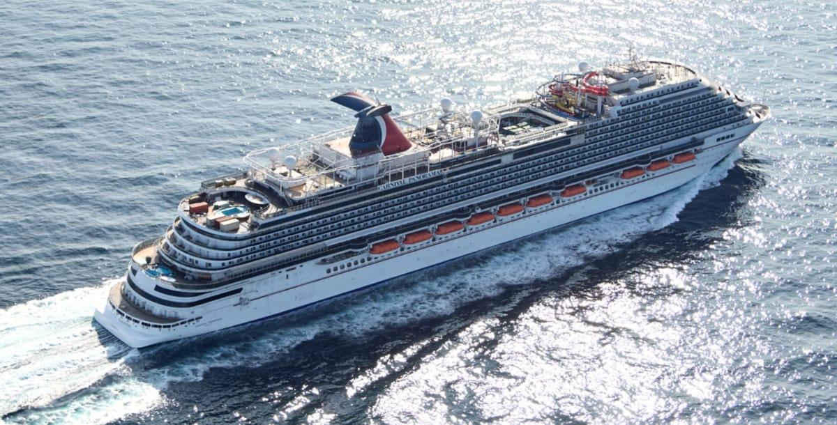 Carnival Panorama Cruise Ship