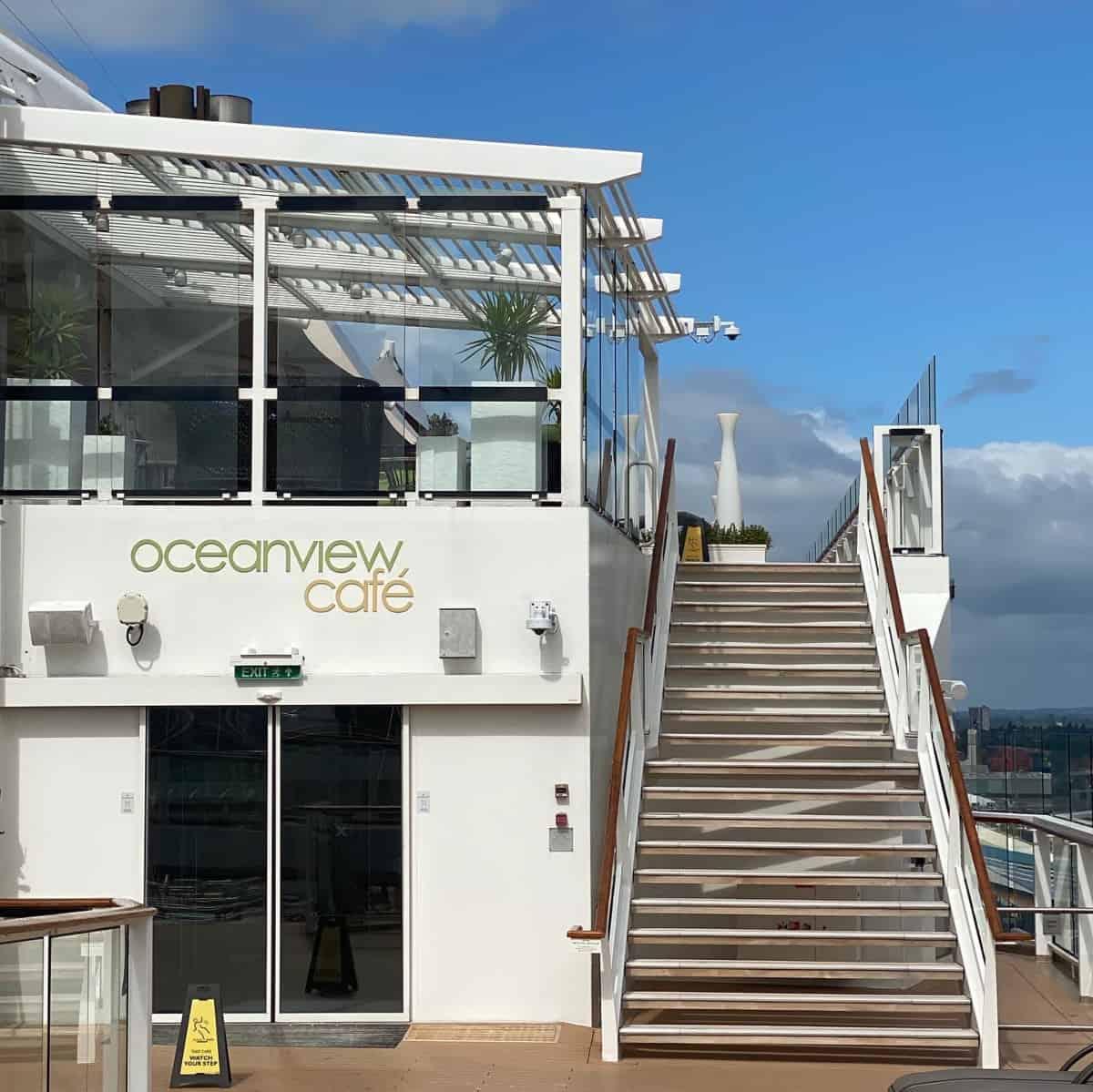 Ocean View Café