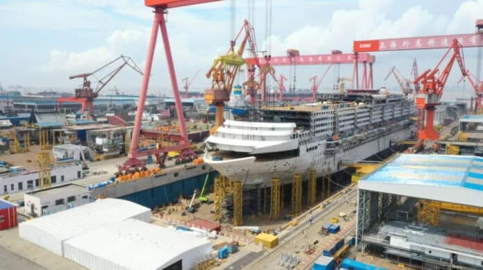 Vista-Class China Cruise Ship