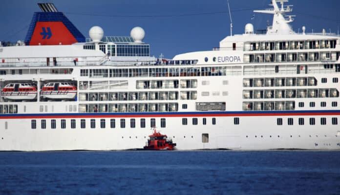 MS Europa Cruise Ship
