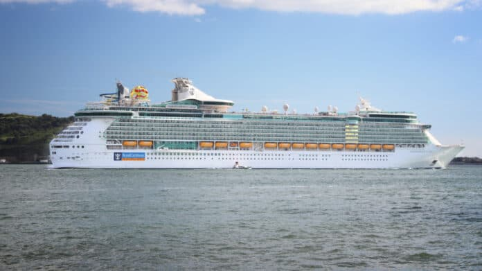 Independence of the Seas Cruise Ship