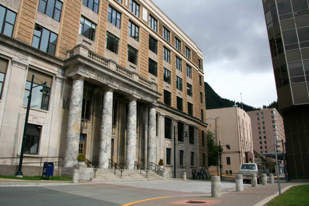 Alaska State Capital