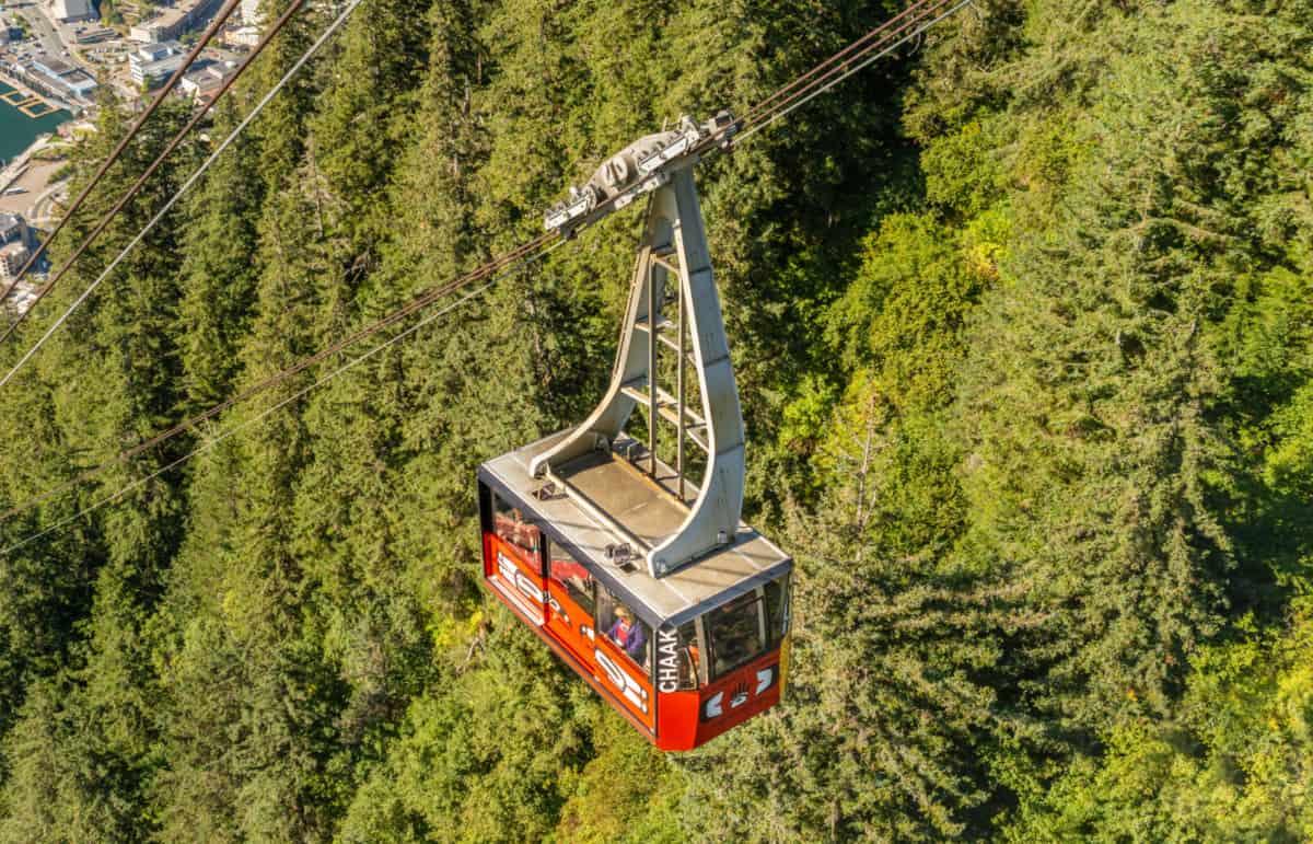 Goldbelt Mount Roberts Tramway