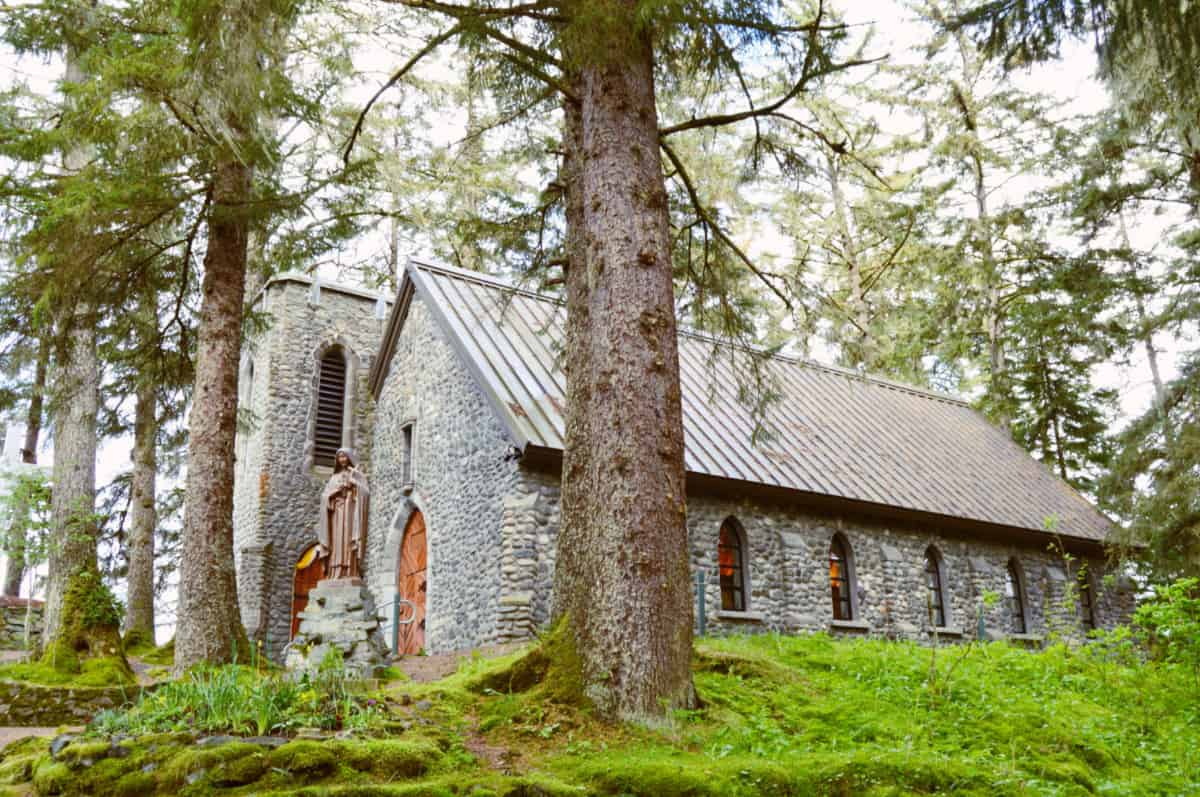 Shrine of St. Therese, Juneau