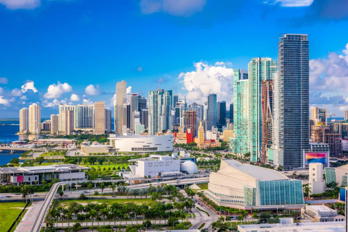 Downtown Near Miami Cruise Port