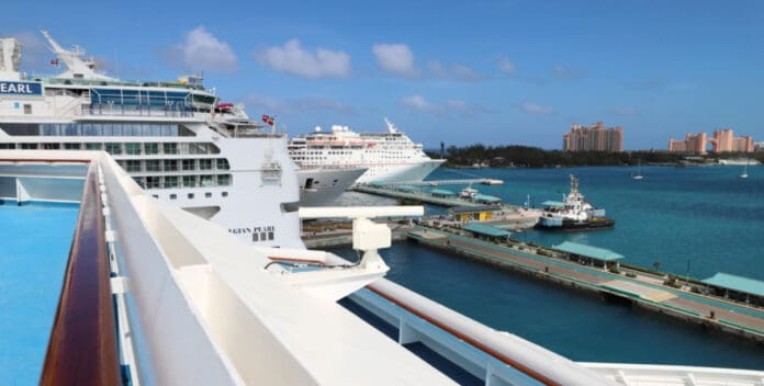 Cruise Ships in the Bahamas