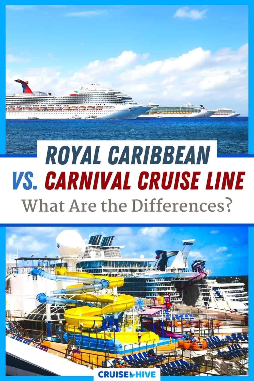 Royal Caribbean vs. Carnival
