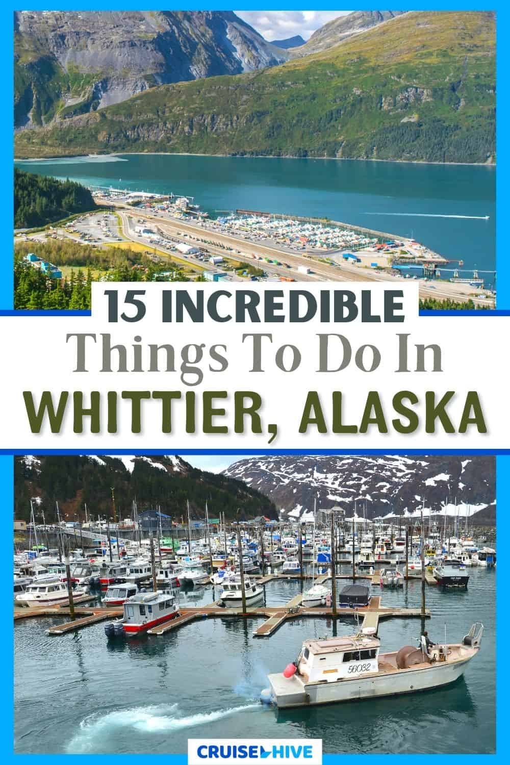 Things to Do in Whittier Alaska