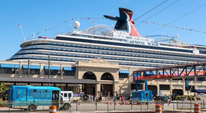 Carnival Cruise Ship Terminal