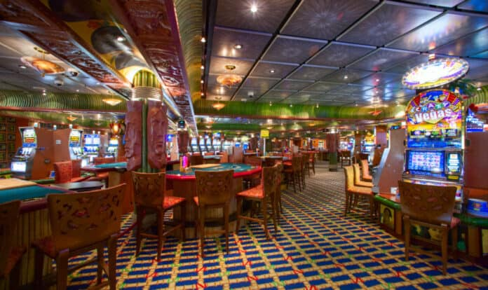Carnival Conquest Casino