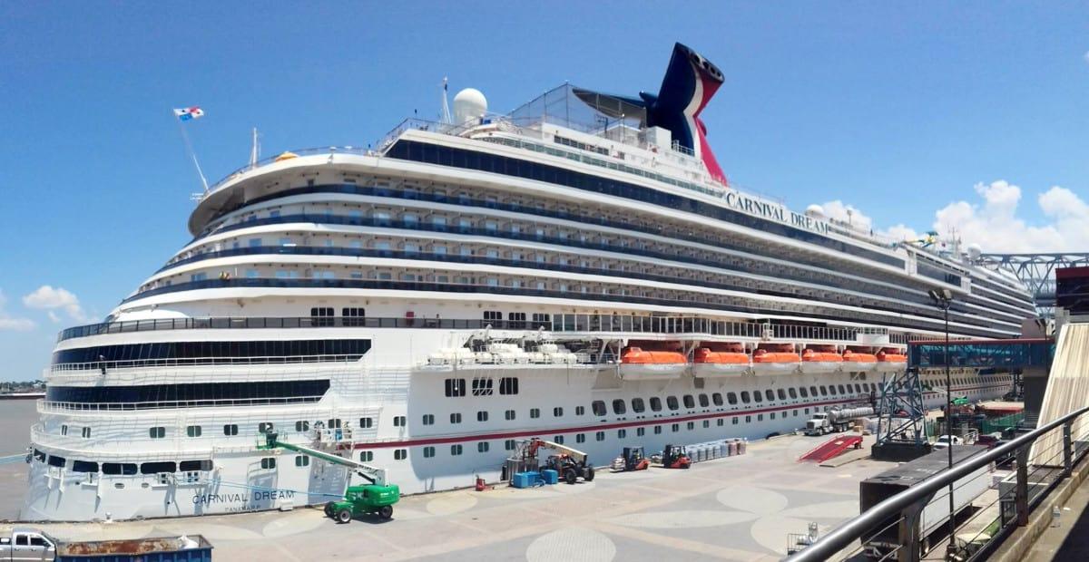 Carnival Dream Cruise Ship