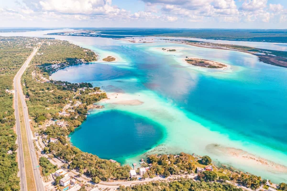 Bacalar Lake and Cenotes