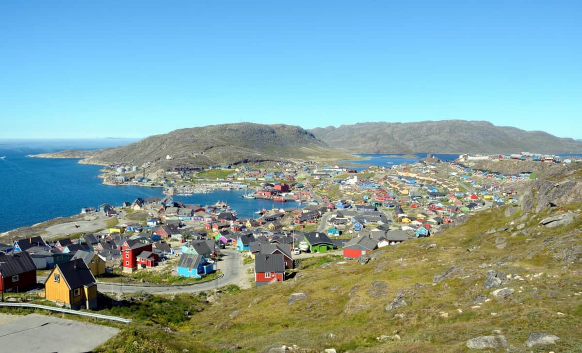 Qaqurtoq, Greenland