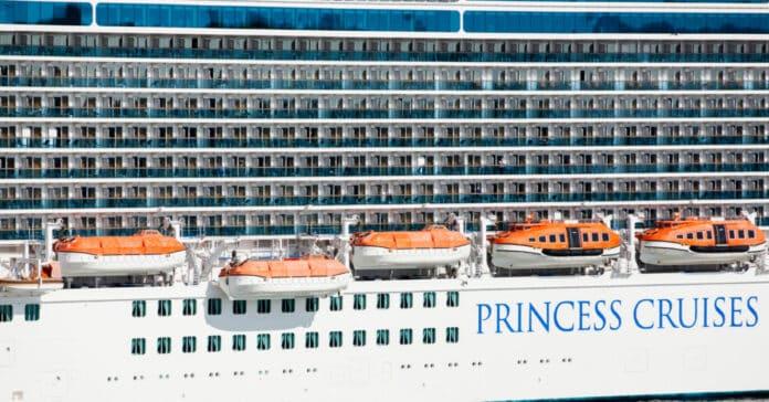 Princess Cruises Ship