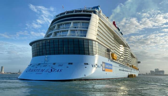Quantum of the Seas Cruise Ship