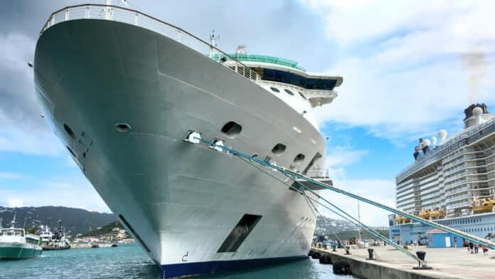 Royal Caribbean Ships in St. Thomas