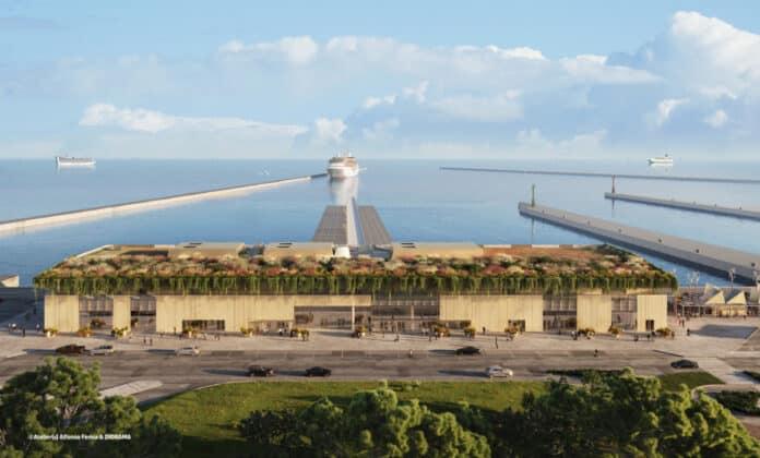 Royal Caribbean Terminal