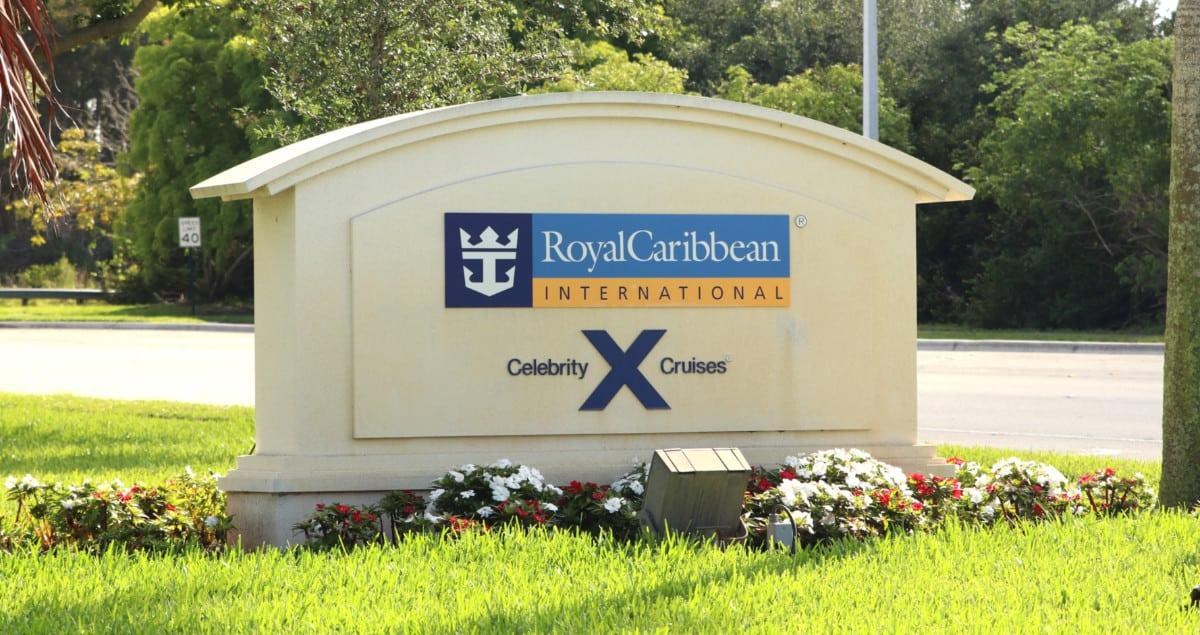 Royal Caribbean Sign