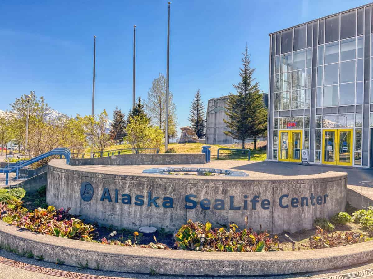 Alaska SeaLife Center in Seward
