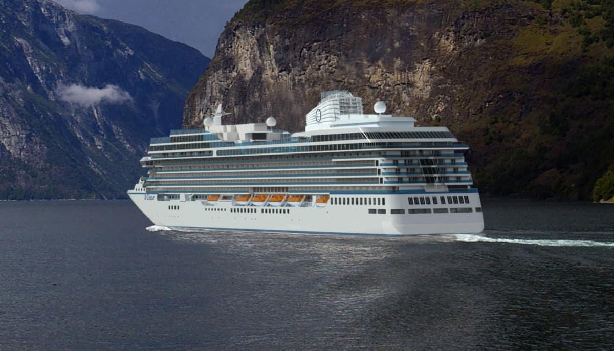 Oceania Vista Cruise Ship
