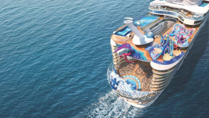 Wonder of the Seas Aft