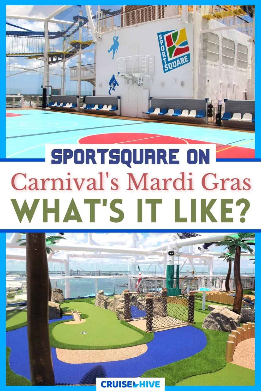 SportSquare on Carnival's Mardi Gras: What's it Like?