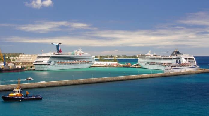 Cruise Ships in Bridgetown, Barbados