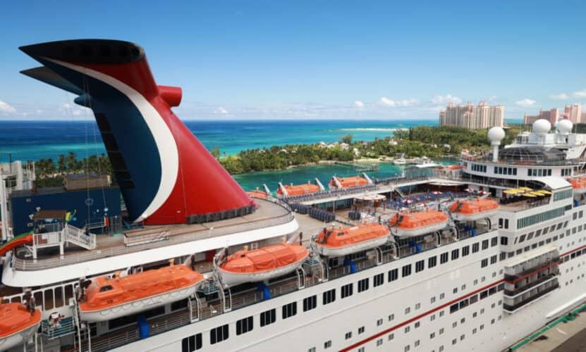 Carnival Elation Cruise
