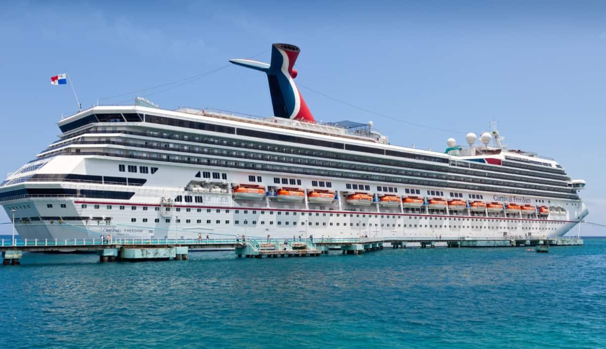 Carnival Freedom Cruise Ship