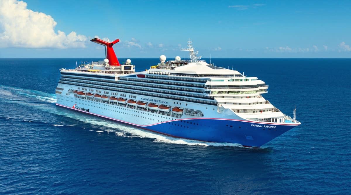 Carnival Radiance Cruise Ship