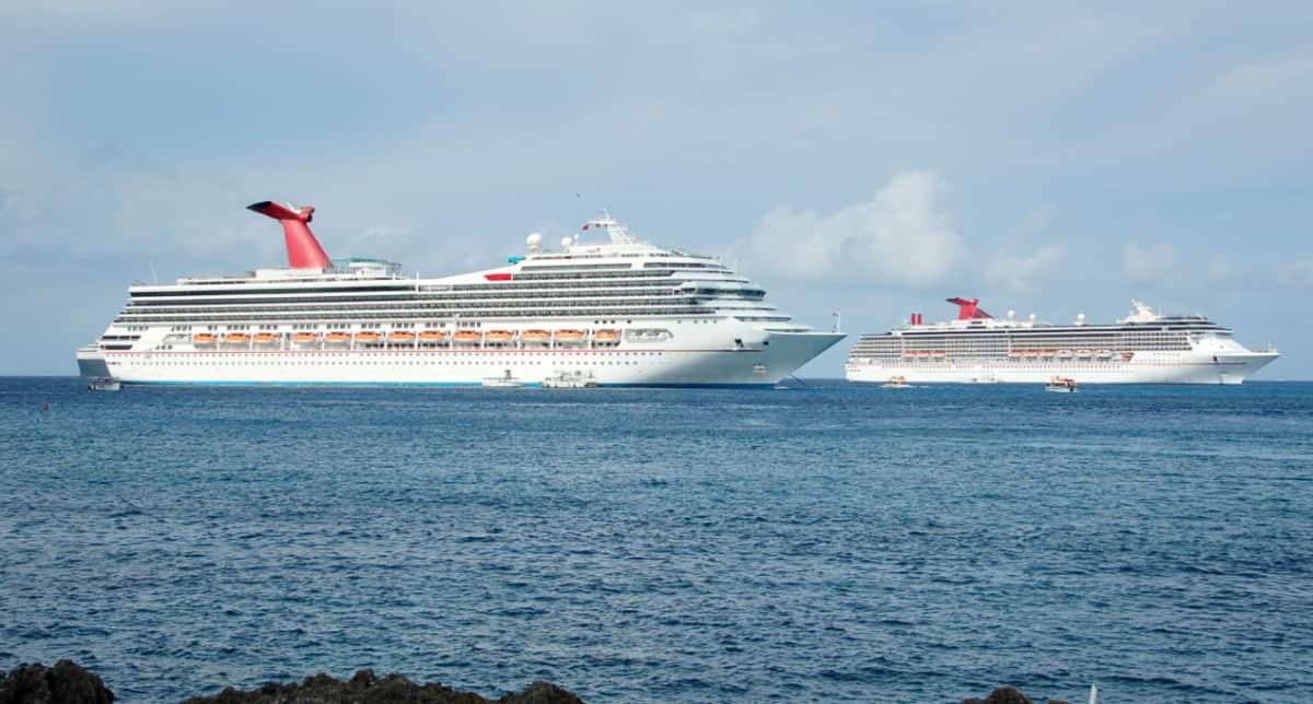 Carnival Cruise Line Ships