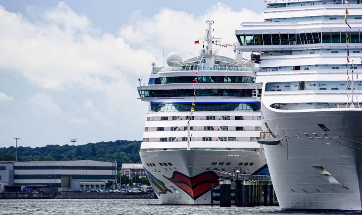 Carnival-owned cruise ships
